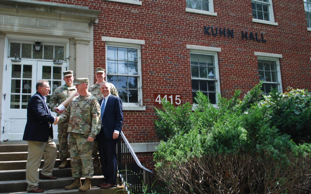 $5,000 Over and 5 Days Ahead of Goal: The Fort Meade Alliance Foundation Raises Awareness