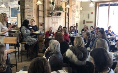 Women in Social Change Breakfast – March Event Recap