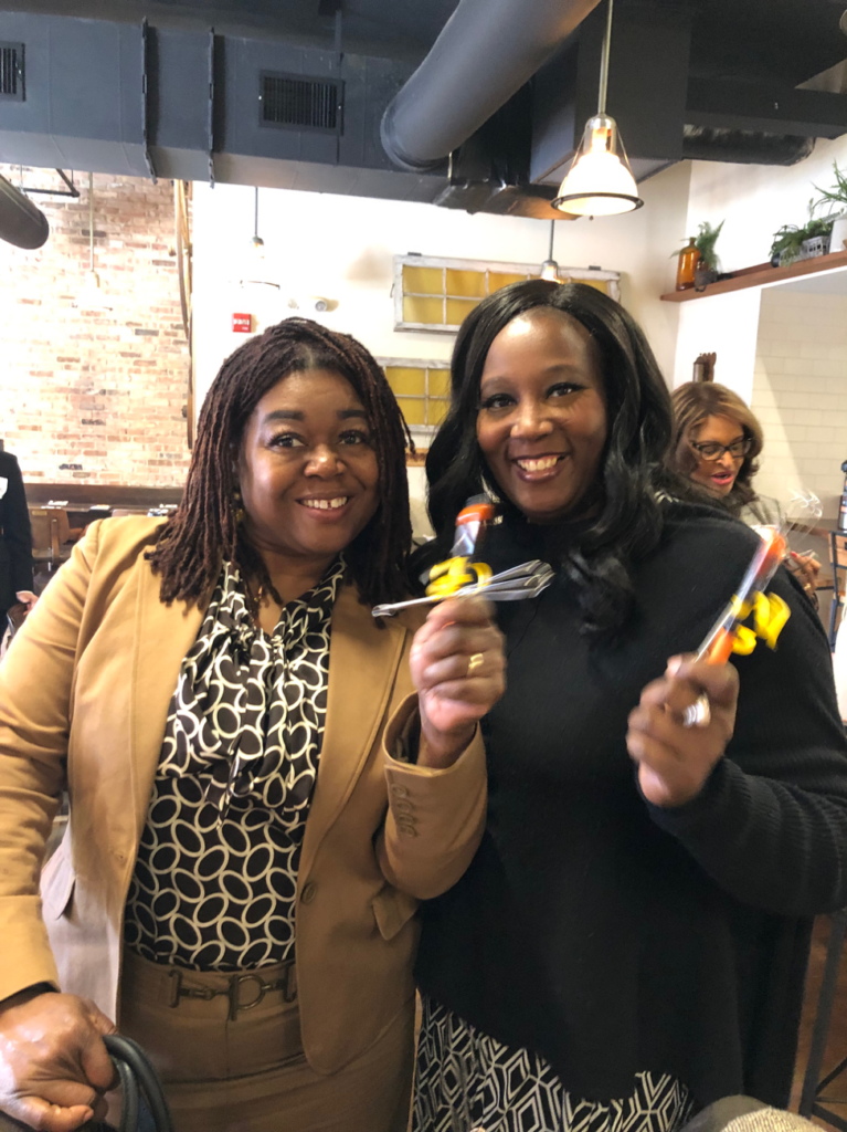 Calling all ladies who are stirring things up! We were excited to host the first Women in Social Change Breakfast on March 19, 2019.